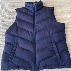 Lands End Women's Quilted Vest
